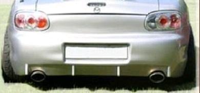 Zderzak Tylny 1 Mazda MX-5 MK2 FL - GRUBYGARAGE - Sklep Tuningowy